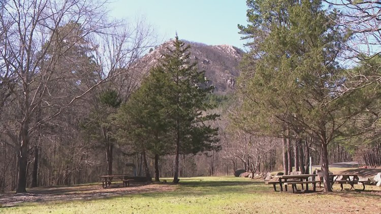 New trails open at Pinnacle Mountain