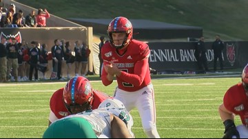 Arkansas State gets game-winning TD with 32 seconds left