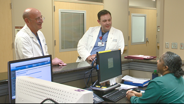 Father and son doctor duo help keep your heart healthy