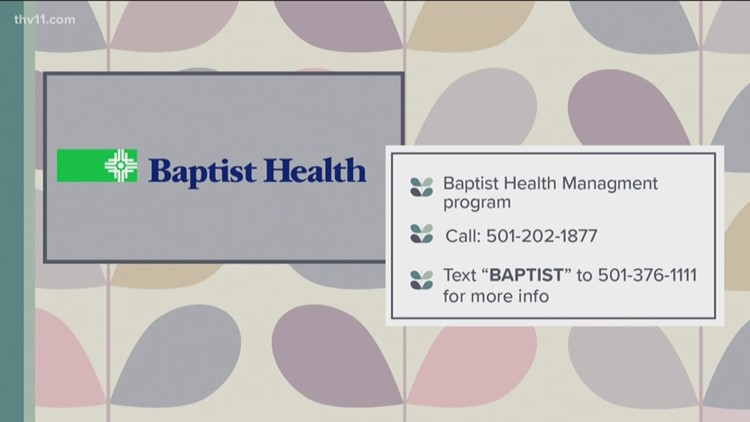 Type 2 diabetes discussion with Baptist Health