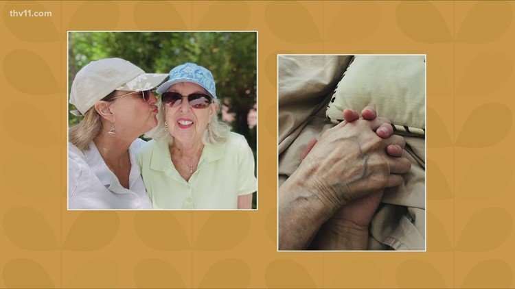 How to live in the world of your loved one with Alzheimer's