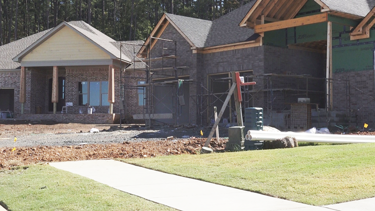 Developers hustle to keep up with housing demand as Conway continues to grow