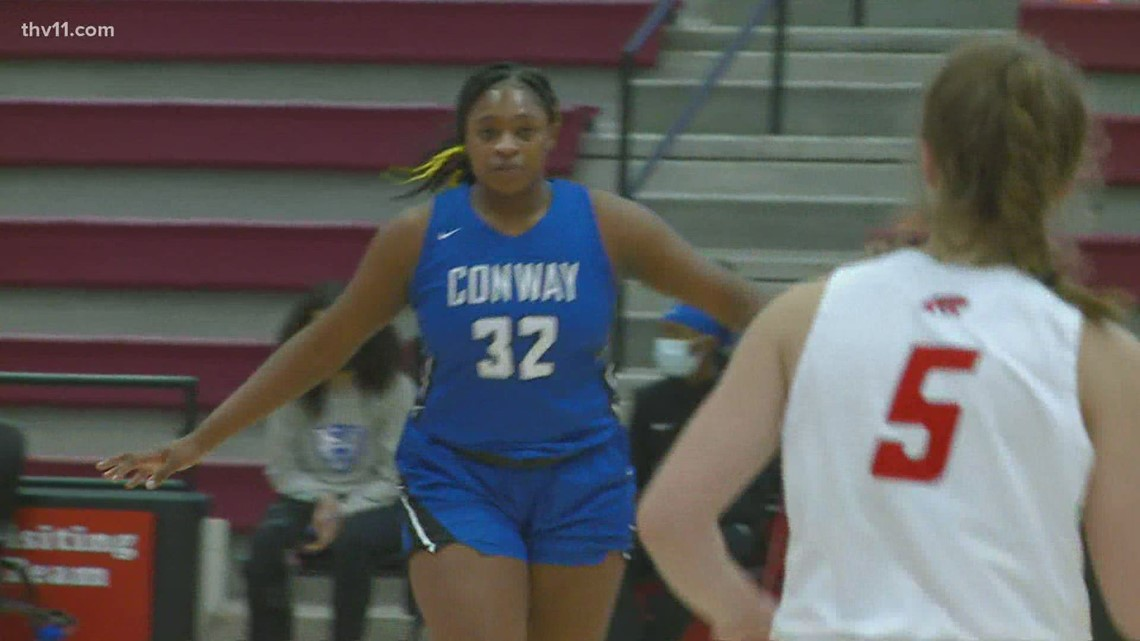 Conway Lady Cats poised to make a run at another state title