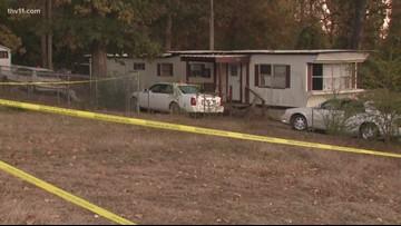 Two women found dead in LR shooting