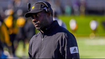 UAPB head football coach steps down after two seasons