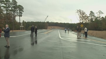 New Maumelle interchange opens today