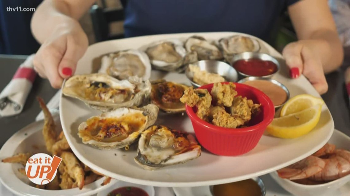 Try gator and more amazing seafood at Lakewood Fish and Seafood House!