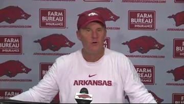 Chad Morris recaps second fall scrimmage
