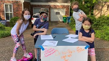 Little Rock kids create neighborhood newspaper filled with the latest community news