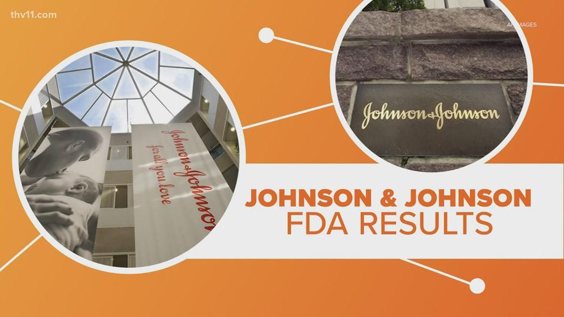 Johnson & Johnson vaccine | Connect the Dots