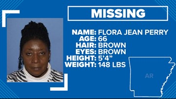 Woman with dementia missing from Little Rock apartment found