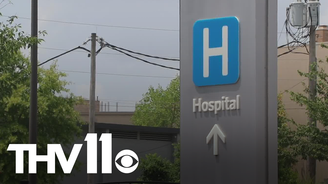 Patients hospitalized with COVID-19 in Arkansas decreasing