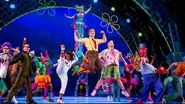 'The Spongebob Musical' coming to UCA's Reynolds Performance Hall