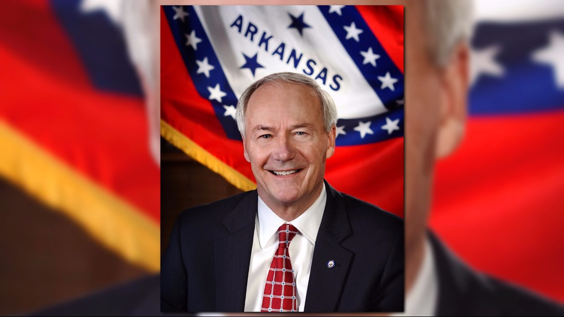 Gov. Hutchinson approves $100k in emergency funds towards historical flooding in Arkansas