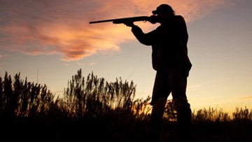 Cold weather this weekend gets hunters pumped for the season opening