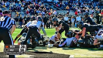 Harding football makes fourth straight playoff trip