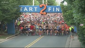 43rd Annual Firecracker Fast 5K held in LR