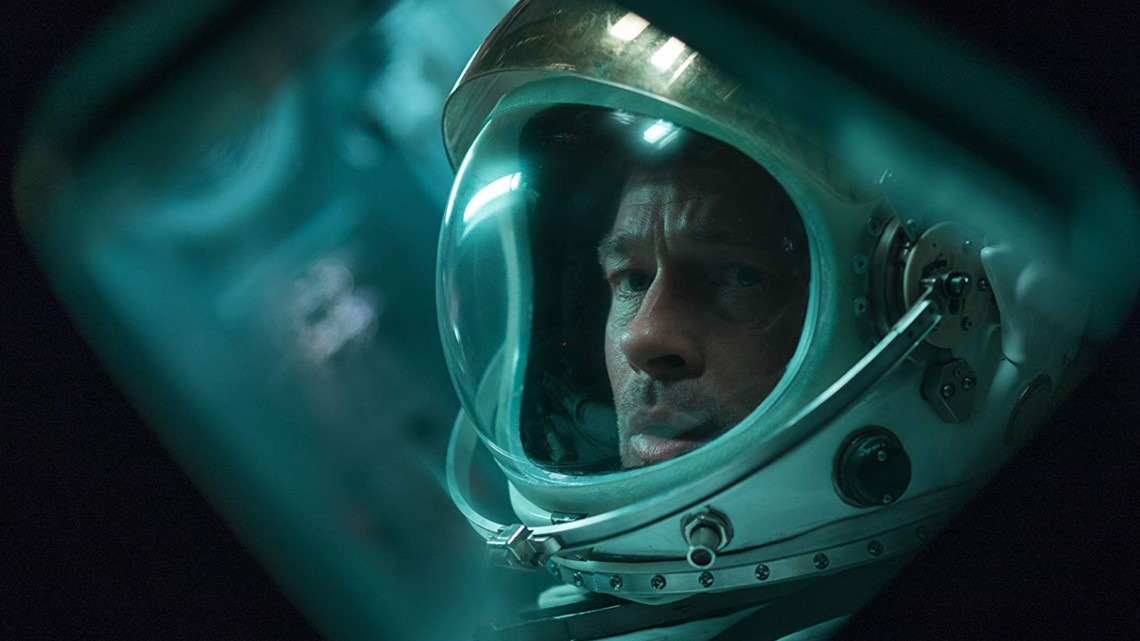 Brad Pitt delivers lonely, beautiful performance in Ad Astra