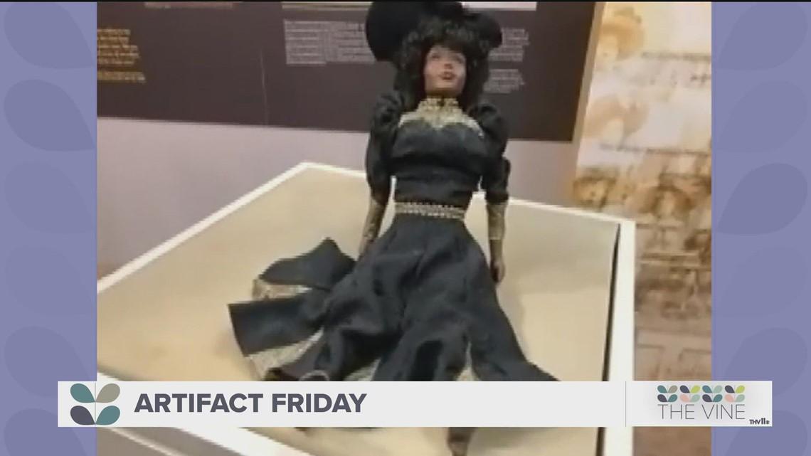 Artifact Friday: Elegant African American dolls