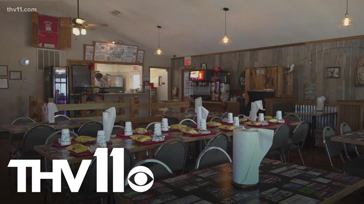 Arkansas BBQ restaurant honors 13 military members killed in Kabul attack