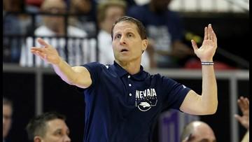 Eric Musselman named new Arkansas men's basketball coach