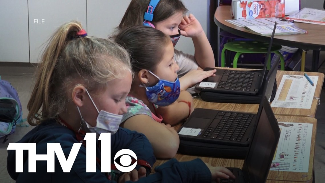 What the new CDC guidelines mean for Arkansas schools