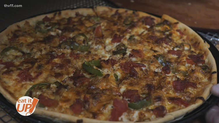Nearly 5 decades of pizza and joy, U.S. Pizza Co. is the perfect summer eatery