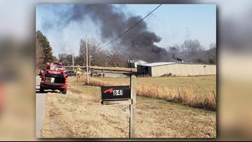 Officials investigating explosion at Rob Roberts Custom Gun Works in Batesville