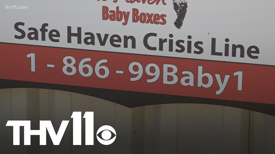 Maumelle raising funds for safe haven baby box in community