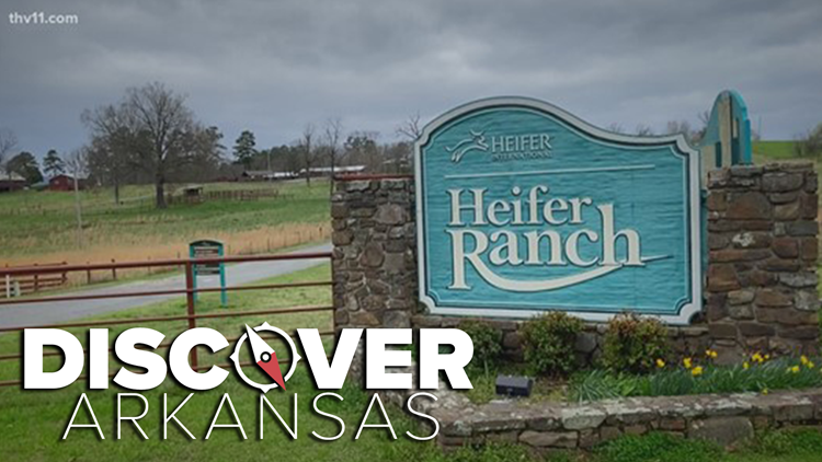 Heifer Ranch | Discover Arkansas