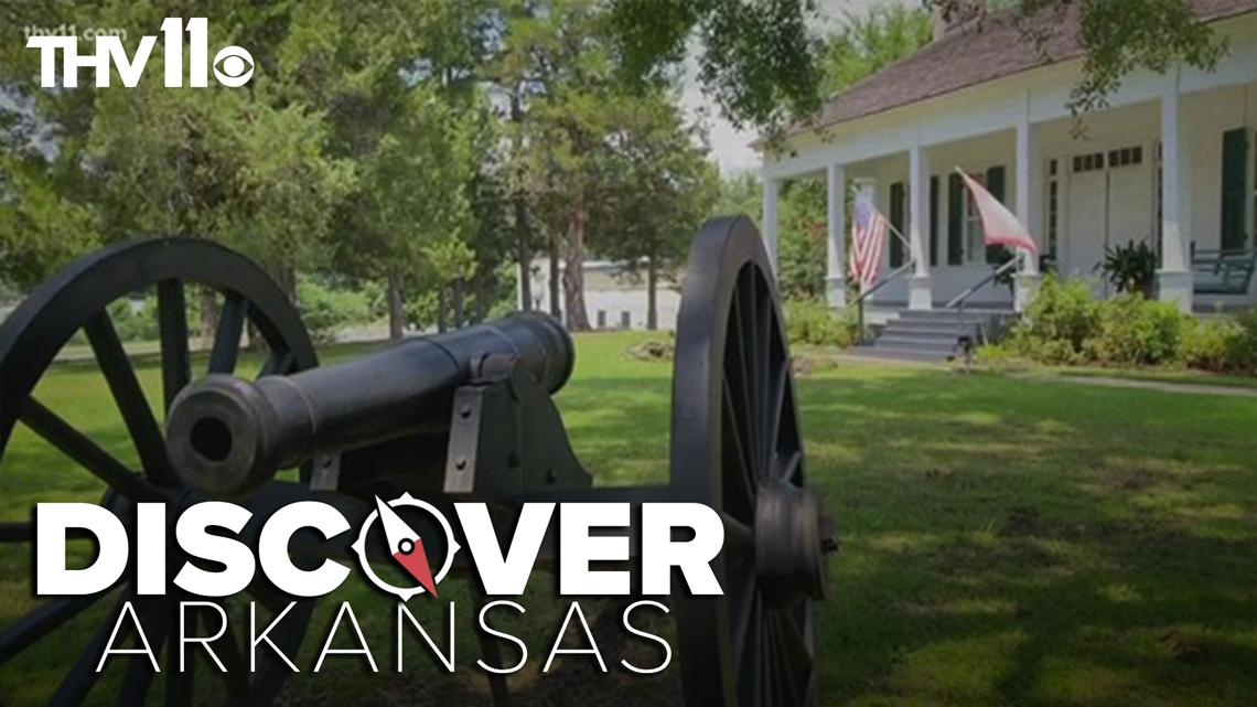 McCollum-Chidester House in Camden | Discover Arkansas