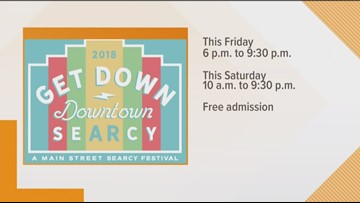 Get Down Downtown Searcy brings entertainment to downtown Searcy