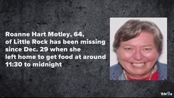Little Rock woman missing since Dec. 29