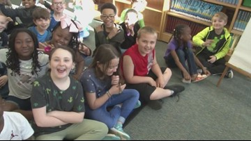 Reading Roadtrip: Carolyn Lewis Elementary in Conway