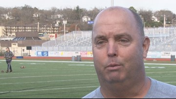 NLR head football coach Jamie Mitchell announces resignation