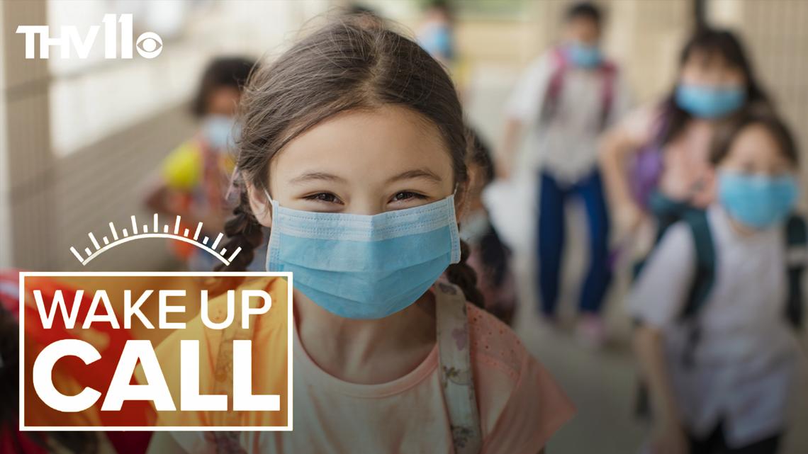 Vaccines for children & Petito investigation | Wake Up Call w/ Amanda Jaeger