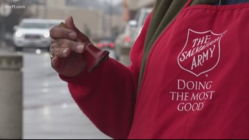 The Salvation Army needs your help this holiday season