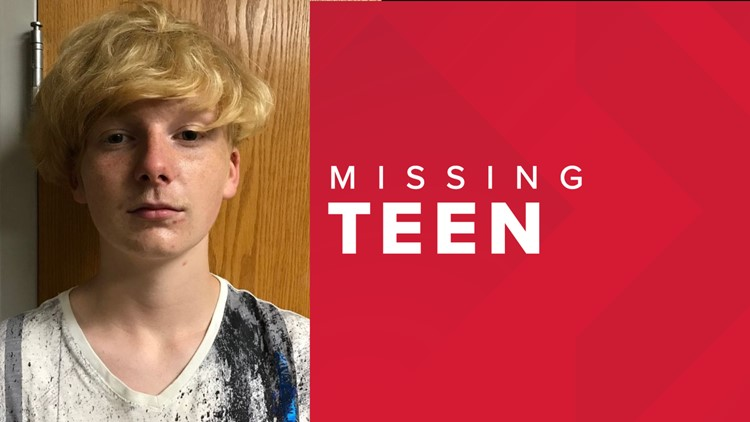 Benton police searching for missing 16-year-old boy