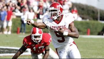 Darren McFadden headed to the College Football Hall of Fame