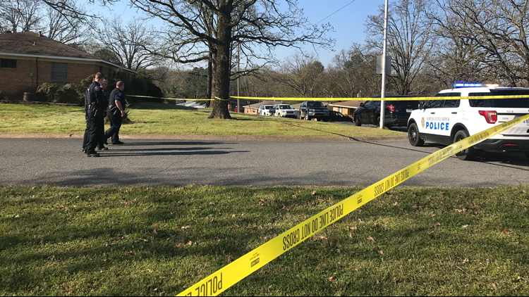 Officer-involved shooting reported in North Little Rock