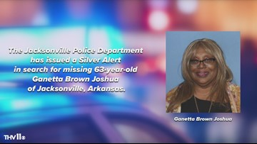 Silver Alert issued for missing 63-year-old Jacksonville woman
