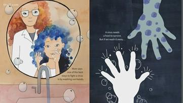 Arkansas moms write children's book to help kids understand COVID-19