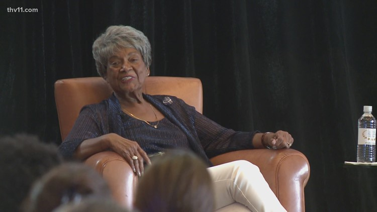 Women's History Month: Dr. Raye Montague honored in Little Rock