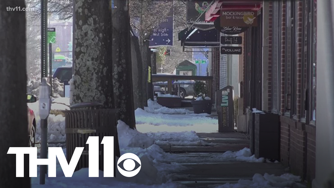 After heavy snow, SoMa businesses happy to be open
