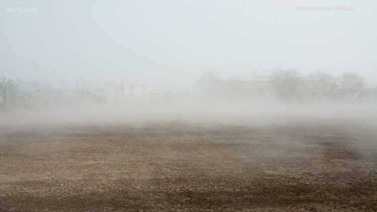 What effect does temperature inversion have on pollution?