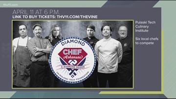Diamond Chef Arkansas competition