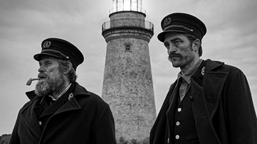 Willem Dafoe and Robert Pattinson slowly go insane in beautiful fever dream The Lighthouse