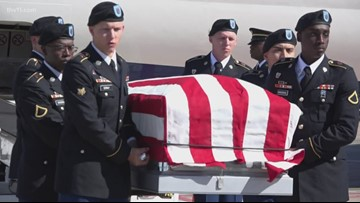 Fallen Korean War veteran from Arkansas finally welcomed home 70 years later