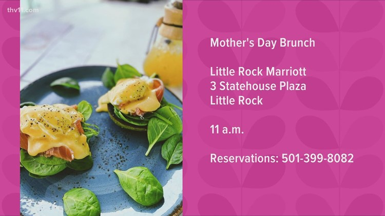Mother's Day Brunch at the Little Rock Marriott