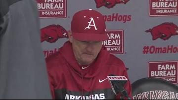 Dave Van Horn talks win over Missouri
